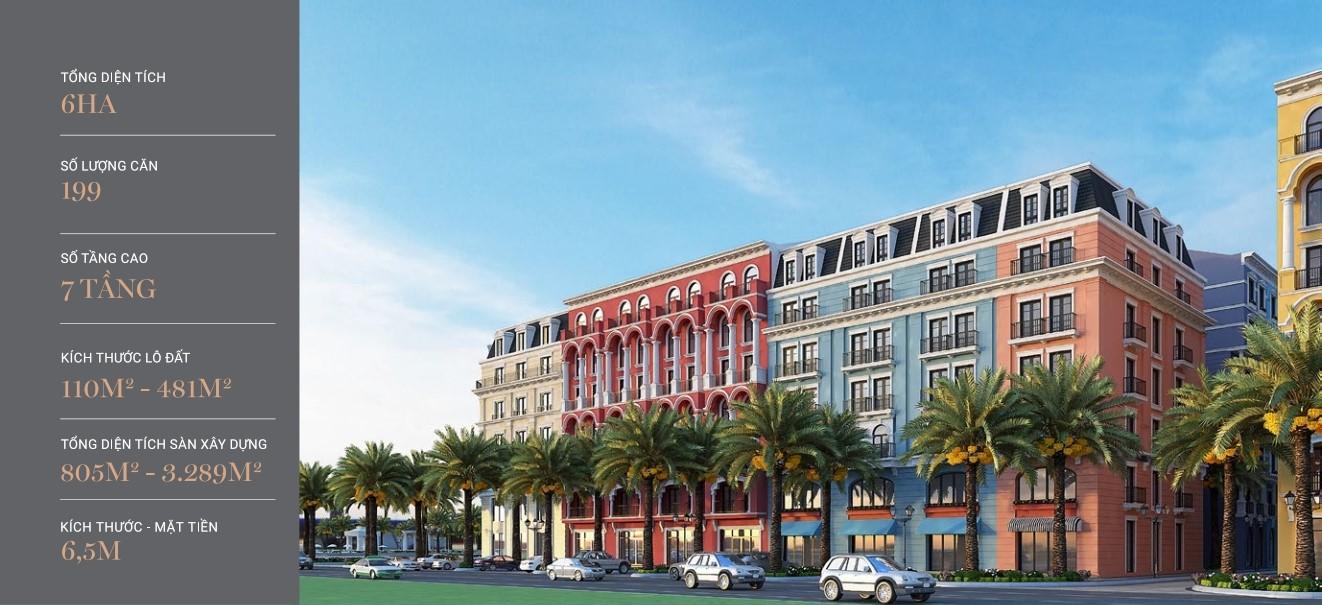 Thông tin dự án Phu Quoc Marina Square