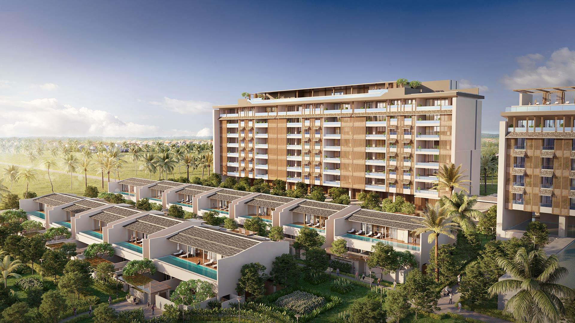 Sky Villas Regent Phu Quoc view 5