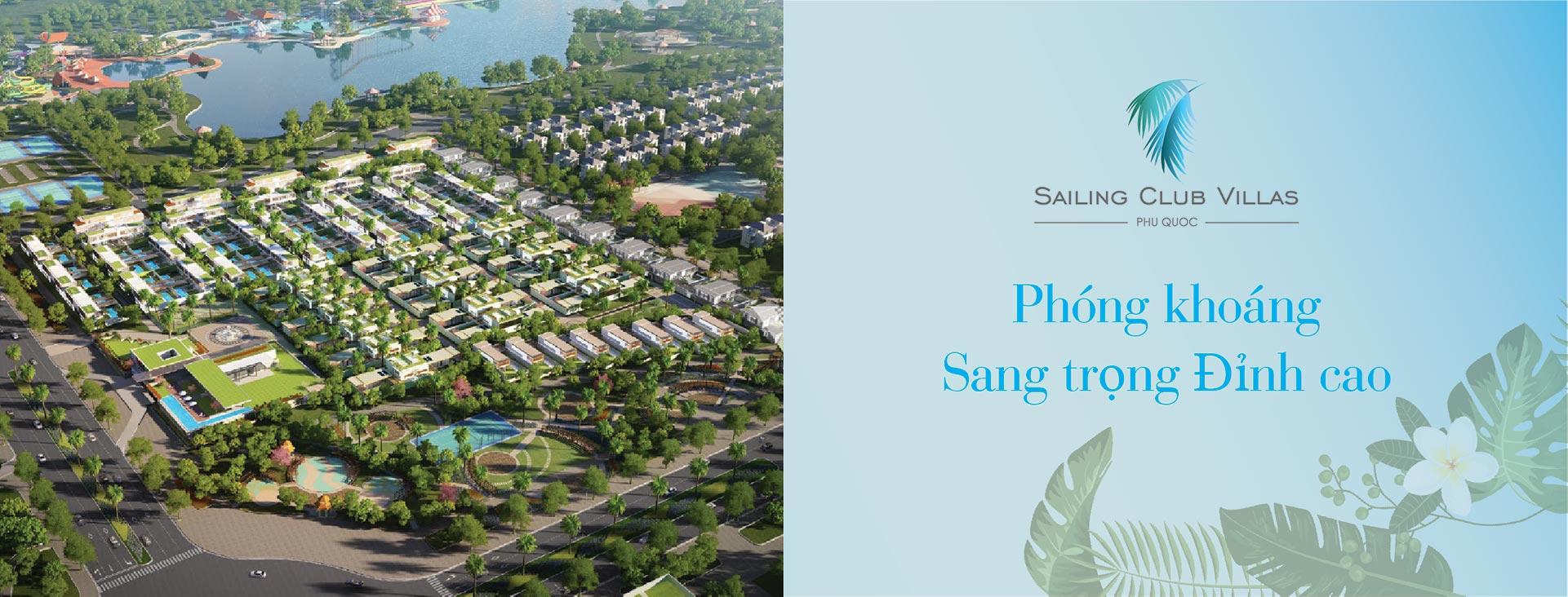 Sailing Club Villas Phú Quốc banner