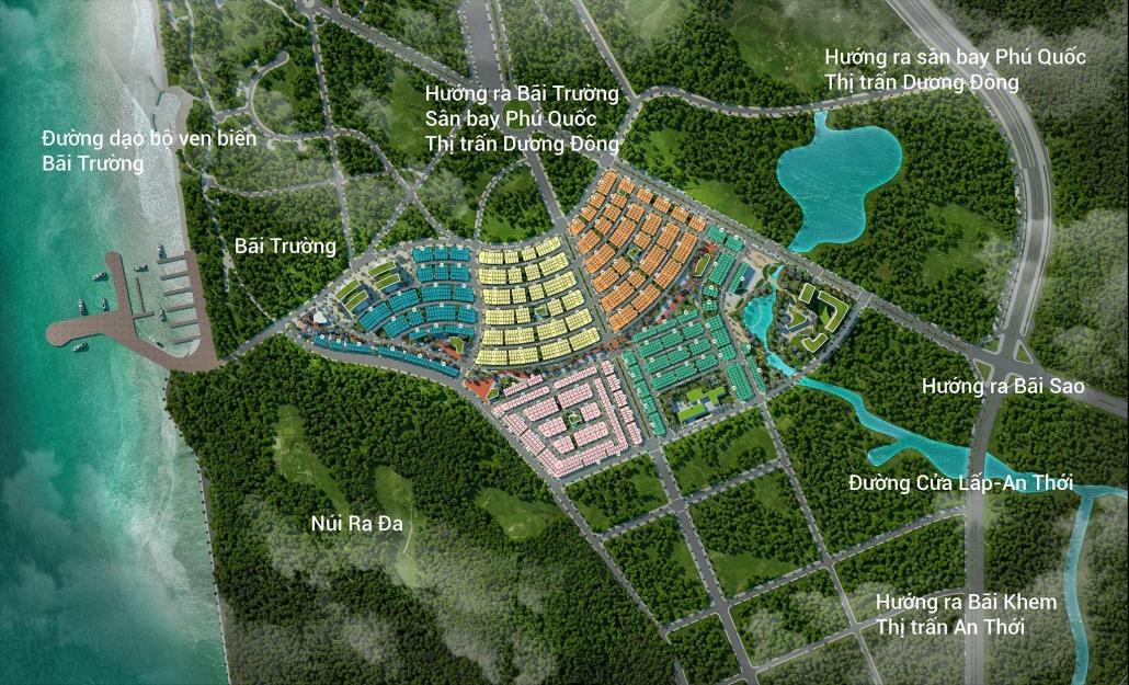 Meyhomes Capital Phu Quoc - hạ tầng kết nối