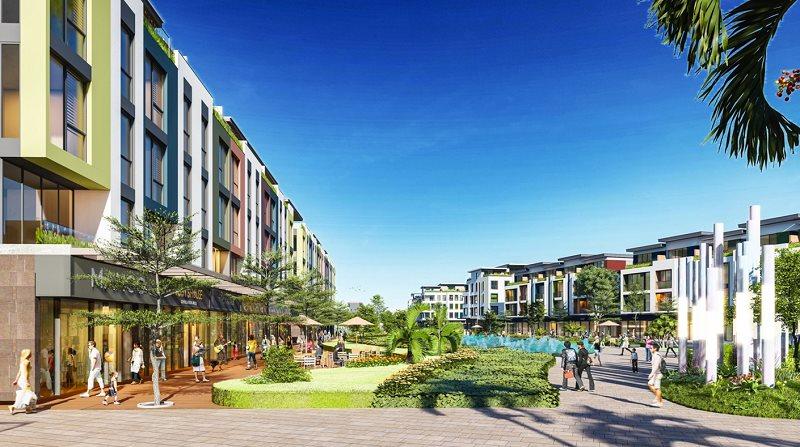 Các mini hotel, shophouse tại Meyhomes Capital Phú Quốc có mức giá hấp dẫn