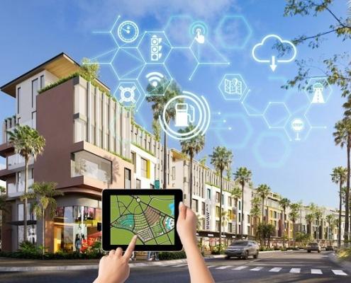 Meyhomes Capital Phú Quốc là đô thị thông minh tinh khiết đầu tiên trên đảo ngọc